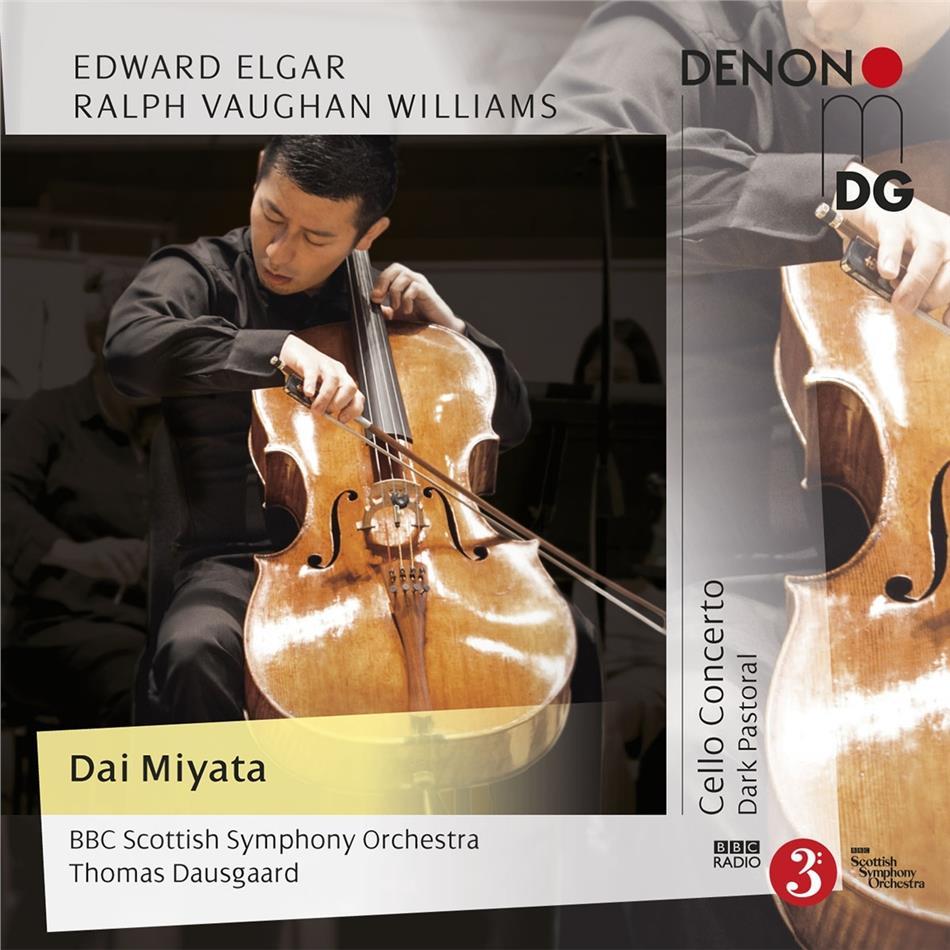 Sir Edward Elgar (1857-1934), Thomas Dausgaard & Dai Miyata - Cellokonzert op.85