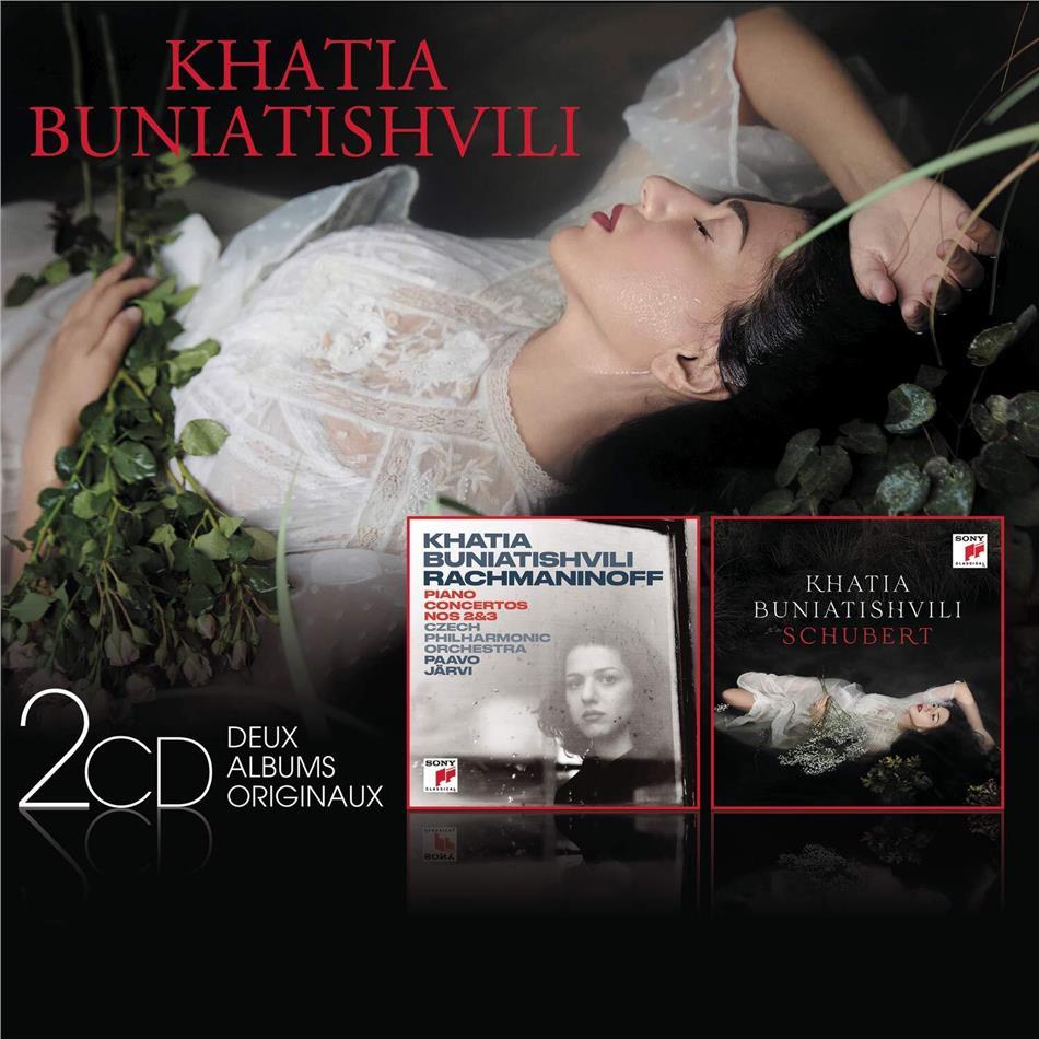 Khatia Buniatishvili, Sergej Rachmaninoff (1873-1943) & Franz Schubert (1797-1828) - Rachmaninov / Schubert (2 CDs)