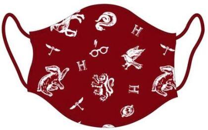 Mundschutzmaske Harry Potter - Für Erwachsene