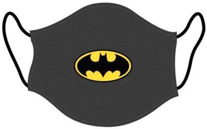 Mundschutzmaske Batman Logo - Für Erwachsene