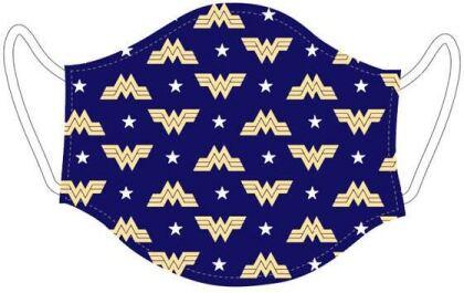 Mundschutzmaske WonderWoman - Für Erwachsene