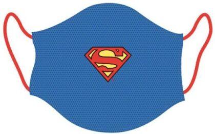 Mundschutzmaske Superman - Für Erwachsene