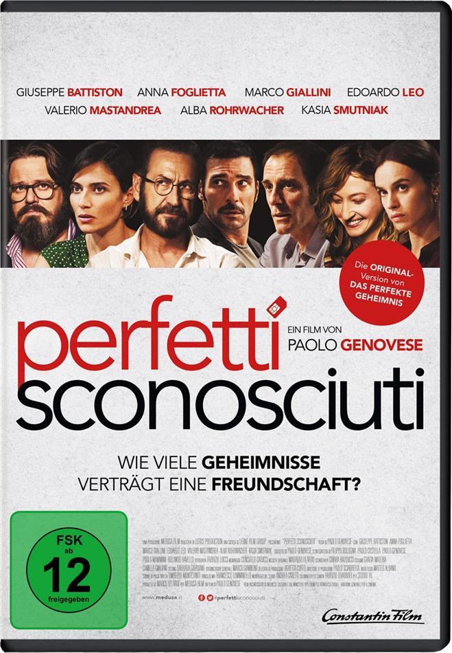 Perfetti sconosciuti - Wie viele Geheimnisse verträgt eine Freundschaft? (2016)