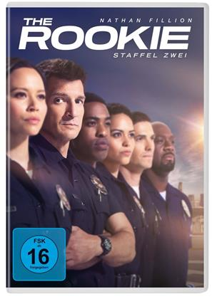 The Rookie - Staffel 2 (5 DVDs)