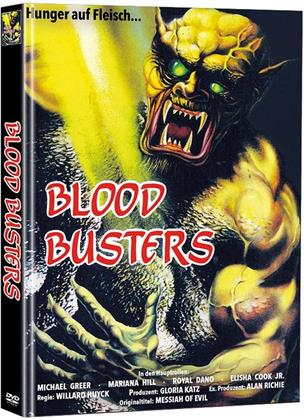 Blood Busters (1973) (Super Spooky Stories, Limited Edition, Mediabook, 2 DVDs)