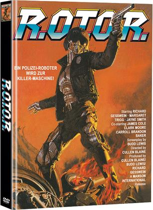 R.O.T.O.R. (1987) (Limited Edition, Mediabook, 2 DVDs)