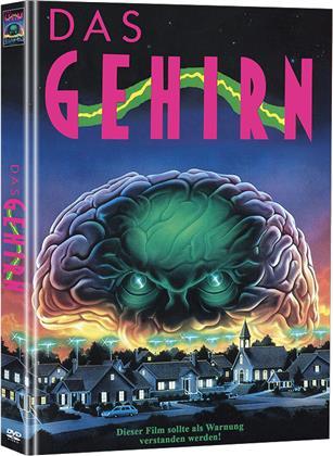 Das Gehirn (1988) (Limited Edition, Mediabook, 2 DVDs)