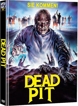 Dead Pit (1989) (Super Spooky Stories, Limited Edition, Mediabook, 2 DVDs)