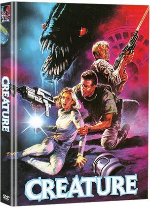 Creature - Die dunkle Macht der Finsternis (1985) (Limited Edition, Mediabook, 2 DVDs)