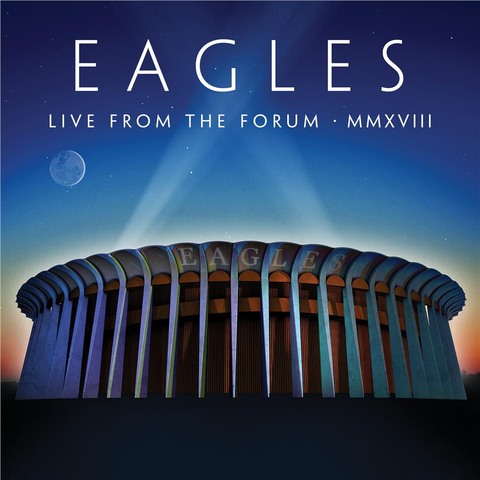 Eagles - Live From The Forum MMXVIII (2 CDs + Blu-ray)