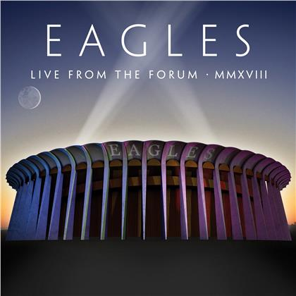 Eagles - Live From The Forum MMXVIII (4 LPs)