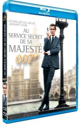 James Bond: Au service secret de sa majesté (1969)