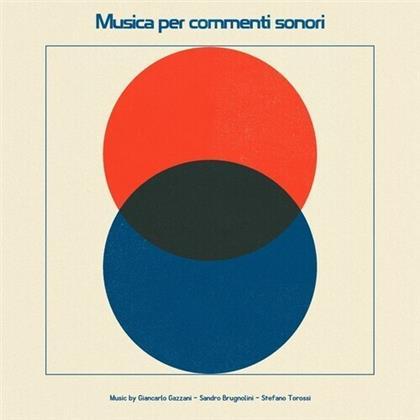 Giancarlo Gazzani - Musica Per Commenti Sonori (LP)