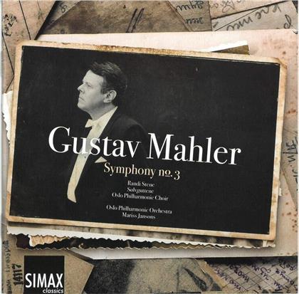 Gustav Mahler (1860-1911), Mariss Jansons, Randi Stene, Oslo Philharmonic Orchestra & Solvguttene - Symphony 3