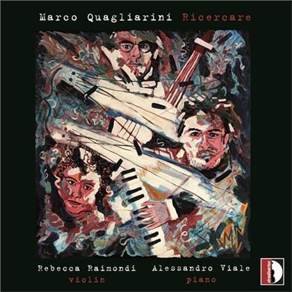 Duo Ardore, Marco Quagliarini, Rebecca Raimondi & Alessandro Viale - Ricercare