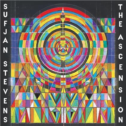 Sufjan Stevens - Ascension (Limited, Clear Vinyl, 2 LPs)