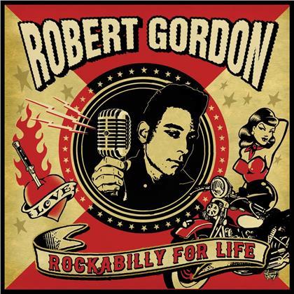 Chris Spedding, Robert Gordon & James Williamson - Rockabilly For Life (Colored, LP)