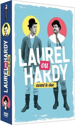 Laurel ou Hardy, avant le duo (4 DVDs)