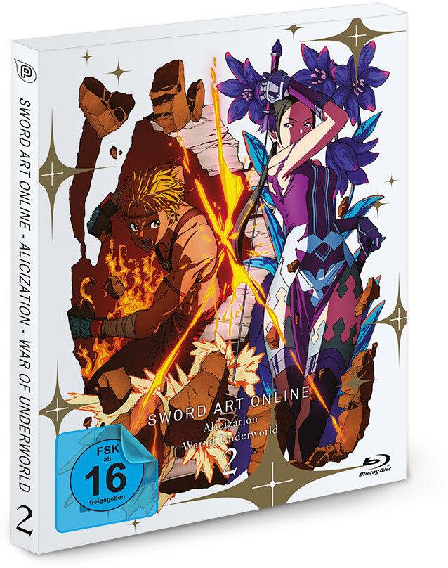 Sword Art Online - Alicization - War of Underworld - Vol. 2