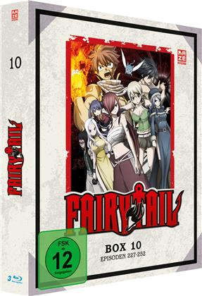 Fairy Tail - Box 10 - Episoden 227-252 (3 Blu-rays)