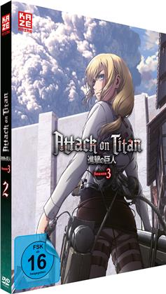 Attack on Titan - Staffel 3 - Vol. 2