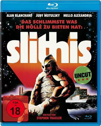 Slithis - Das Schlimmste was die Hölle zu bieten hat (1978) (Uncut)