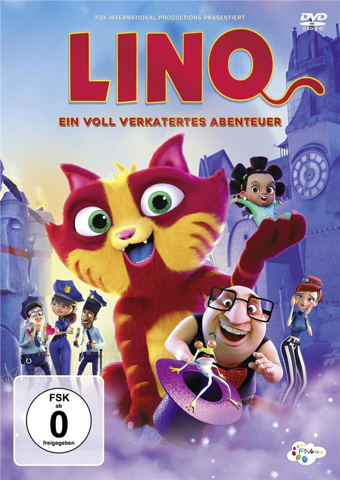 Lino - Ein voll verkatertes Abenteuer (2017)