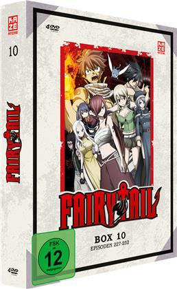 Fairy Tail - Box 10 - Episoden 227-252 (4 DVDs)