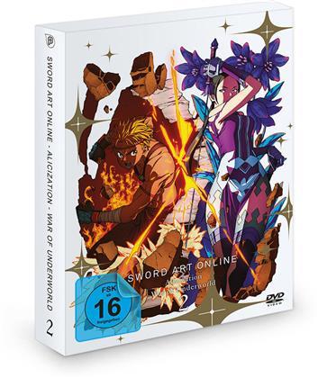 Sword Art Online - Alicization - War of Underworld - Vol. 2 (2 DVDs)