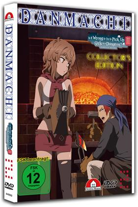 DanMachi – Is It Wrong to Try to Pick Up Girls in a Dungeon? - Staffel 2 - Vol. 2 (Collector's Edition Limitata)