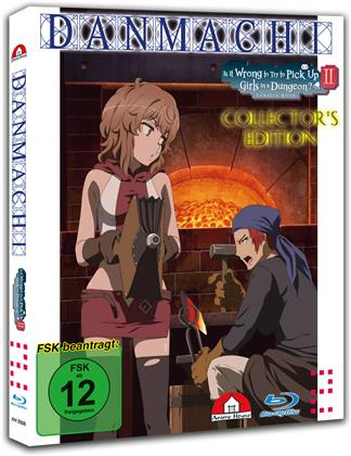 DanMachi – Is It Wrong to Try to Pick Up Girls in a Dungeon? - Staffel 2 - Vol. 2 (Limited Collector's Edition)