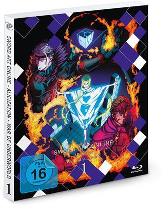 Sword Art Online - Alicization - War of Underworld - Vol. 1