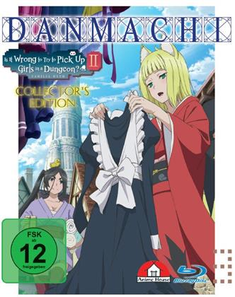 DanMachi – Is It Wrong to Try to Pick Up Girls in a Dungeon? - Staffel 2 - Vol. 3 (Limited Collector's Edition)