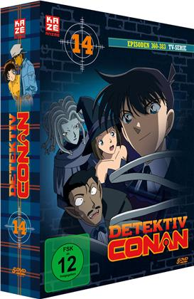 Detektiv Conan - Box 14 (5 DVDs)
