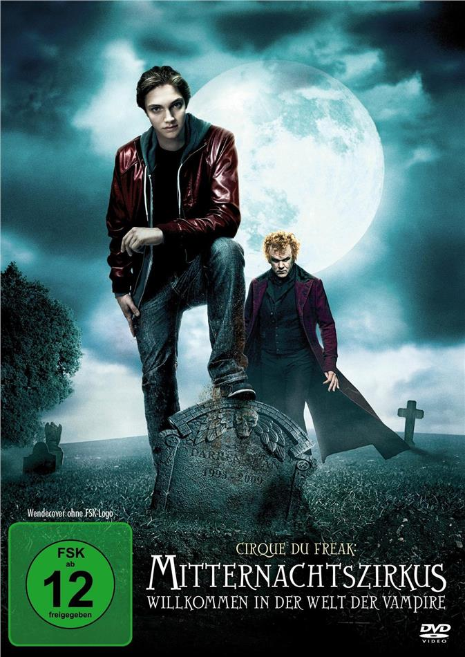 Mitternachtszirkus - Willkommen in der Welt der Vampire - Cirque Du Freak (2009)