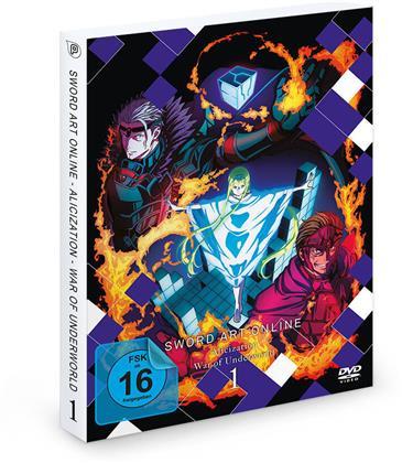 Sword Art Online - Alicization - War of Underworld - Vol. 1 (2 DVDs)