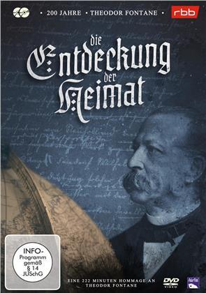 Die Entdeckung der Heimat - 200 Jahre Theodor Fontane (2 DVDs)