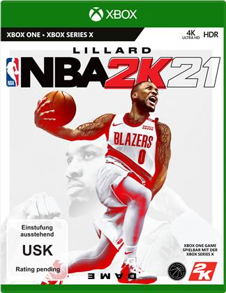 NBA 2K21 (German Edition)