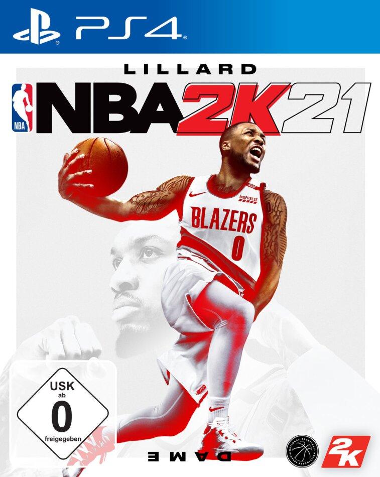 NBA 2K21 (German Edition)