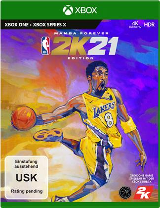 NBA 2K21 - (Mamba Edition)