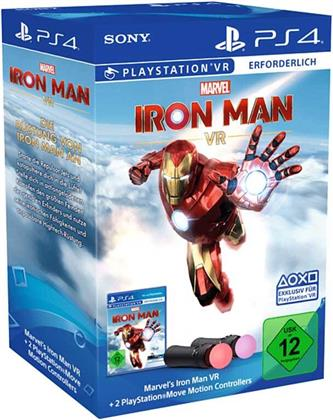 Iron Man VR Move Bundle (German Edition)