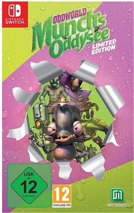 Oddworld - Munch's Oddysee (Limited Edition)