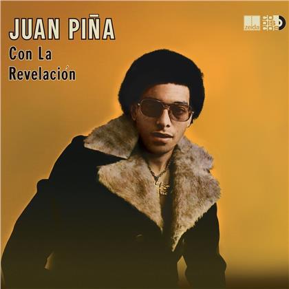 Juan Pina Y La Revelacion - --- (LP)