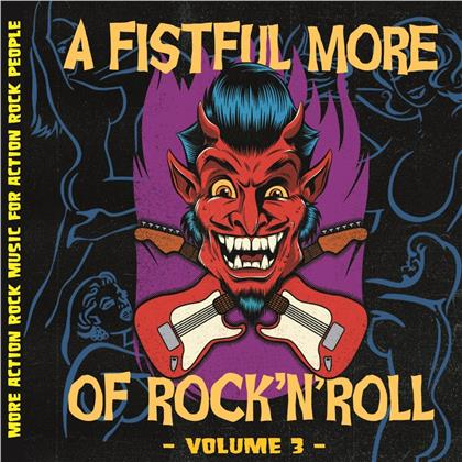 A Fistful More of Rock'N'Roll - Volume 3 (2 LPs)