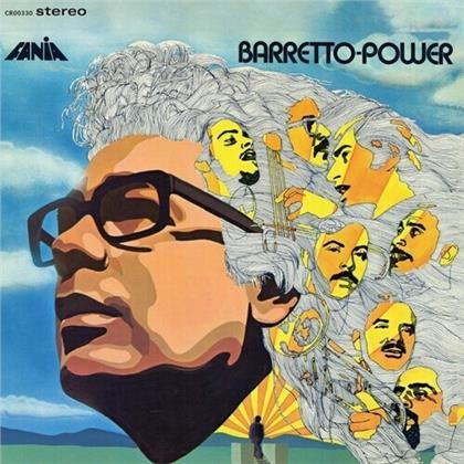 Ray Barretto - Power (2020 Reissue, Concord Records, LP)
