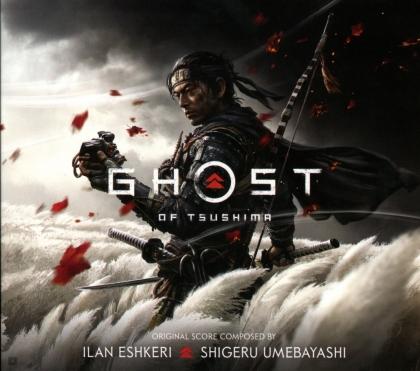 Ilan Eshkeri & Shigeru Umebayashi - Ghost of Tsushima - OST - Videogame (2 CDs)