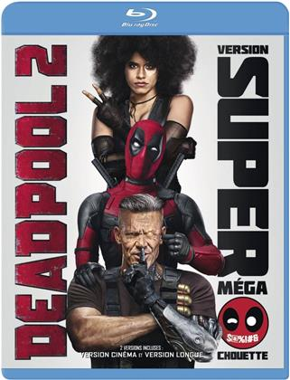 Deadpool 2 (2018) (Extended Edition, Kinoversion, 2 Blu-rays)