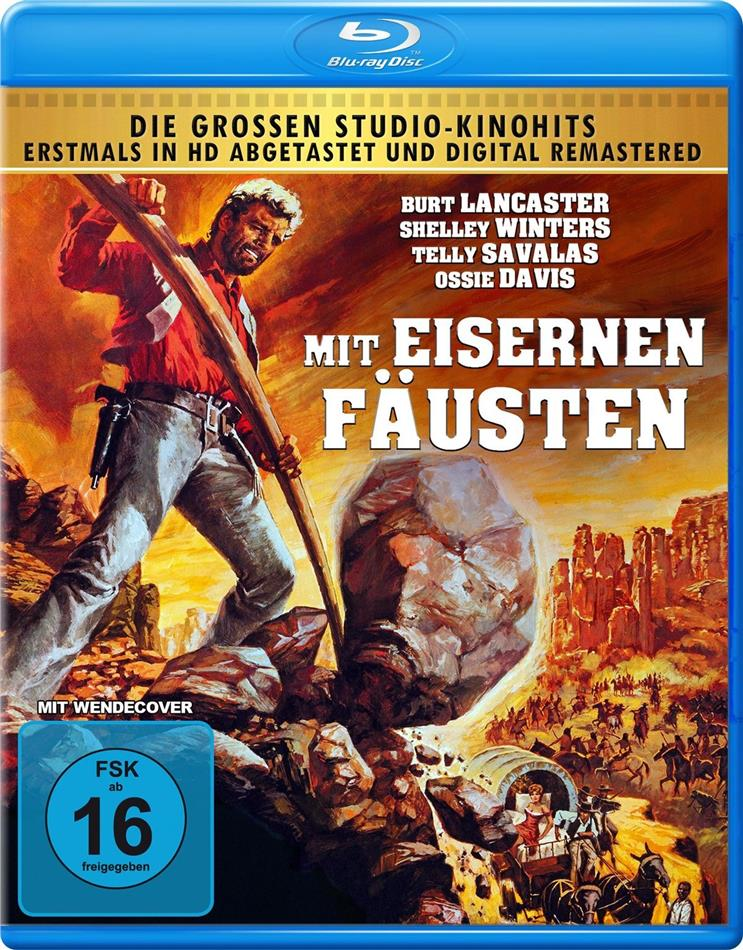 Mit eisernen Fäusten (1968) (Digital Remastered)
