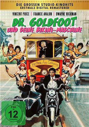 Dr. Goldfoot und seine Bikini-Maschine (1965) (Digital Remastered)