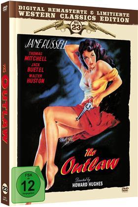 The Outlaw (1943) (Western Classics, Edizione Limitata, Mediabook)